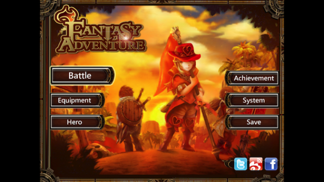 Quirky App Of The Day: Fantasy Adventure Is A Struggle Between Good And Evil