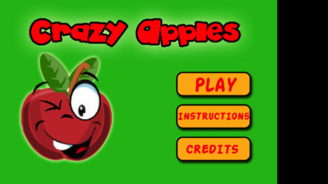 Quirky App Of The Day: Crazy Apples Go Bananas