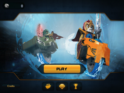 LEGO: Legends Of Chima: Speedorz Is A Long Name For A Fast Game