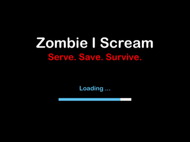 Quirky App Of The Day: Zombie I Scream Is A Chilling Dessert With A Side Of Brains