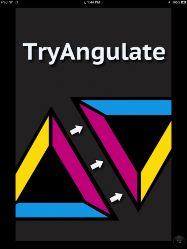 Try To 'TryAngulate' The Right Pattern For These Triangles