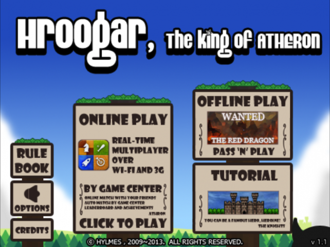 Quirky App Of The Day: HROOGAR With Friends Is An RPG With Multiplayer Options