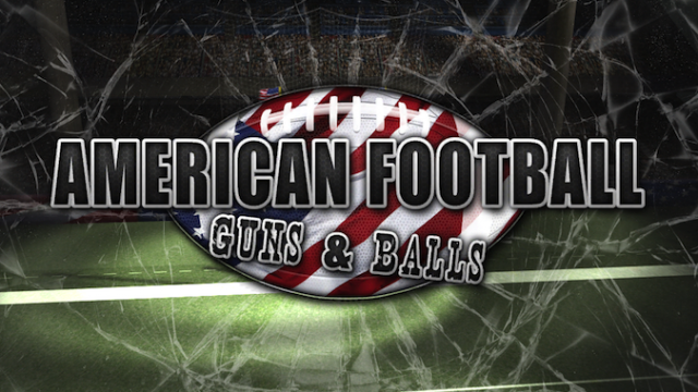 Quirky App Of The Day: American Football: Guns & Balls