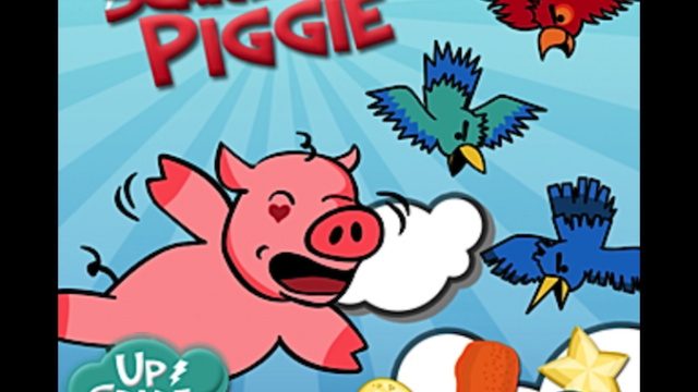 Quirky App Of The Day: Attacking Birds Vs. Scared Piggies Scares The Rest Of Us Too