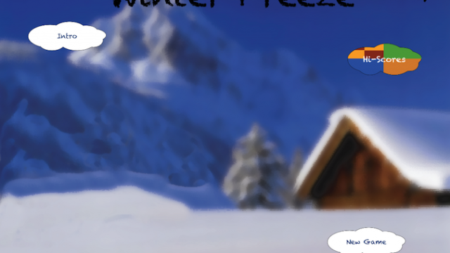 Quirky App Of The Day: Winter Freeze Trains Ninjas For Subzero Weather