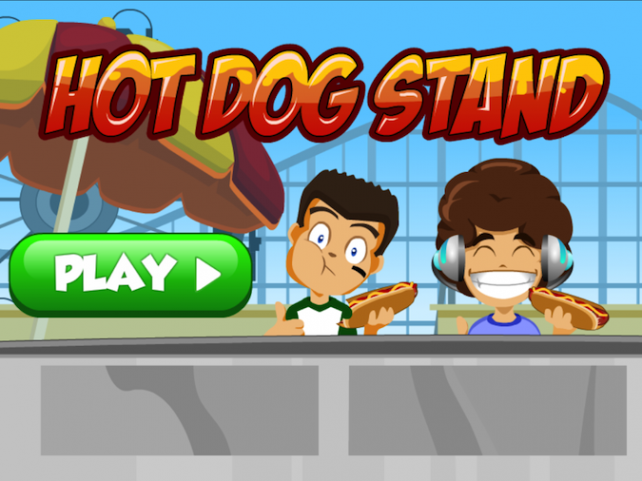 Quirky App Of The Day: Hot Dog Stand Has Us Hungry For Carnival Food In Winter