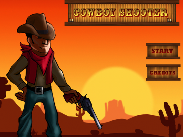 Quirky App Of The Day: Cowboy Shooter Lays Waste To Alien Scum