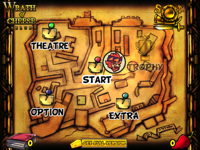 Quirky App Of The Day: Wrath Of Cheese Prelude Is Only The Beginning