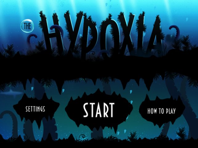 Quirky App Of The Day: Hypoxia May Cause Hydrophobia