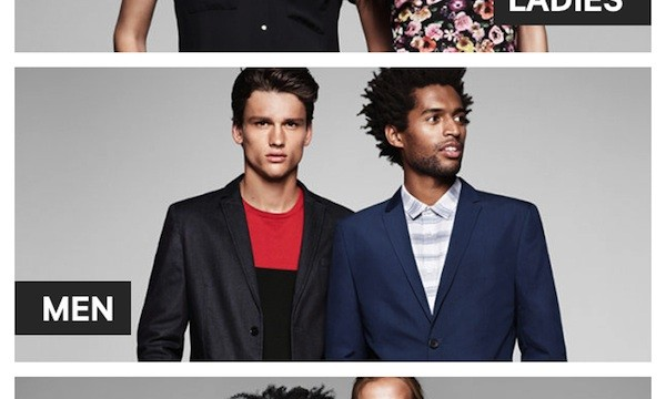 Browse H&M's Clothing Collection From Your iPhone