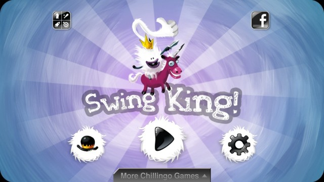 Fling The Swing King Around To Save The Day