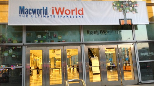 Macworld/iWorld 2013 Is Here