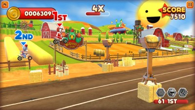 Now You Can Live The Life Of Joe Danger On Your iOS Device