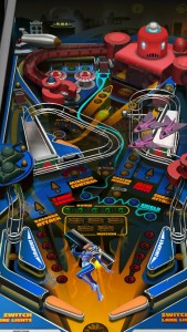 Use Your Pinball Skills To Save A City In Revenge of the Rob-O-Bot
