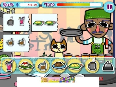 Mamak Dash HD is Not Your Typical Restaurant Dash Game