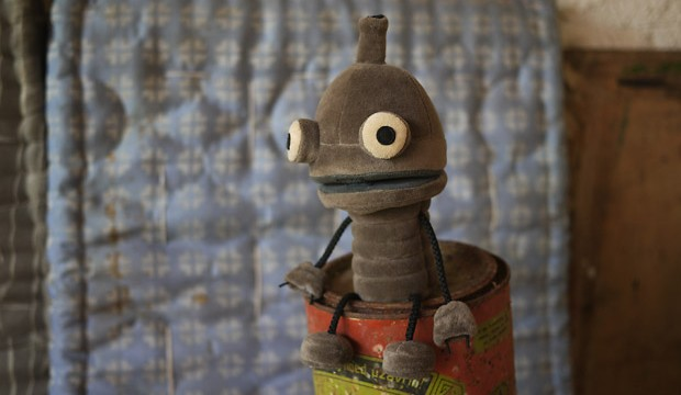 A Robot That's Soft And Cuddly? There's A Machinarium Plushie For That!