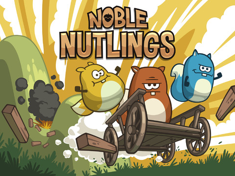 Noble Nutlings' New Fruity Levels Will Drive You Nuts