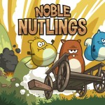 Join The Noble Nutlings In Their Nutty And Speedy Quest