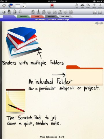 NoteBinder's Latest Update Is A Binder Full Of Improvements