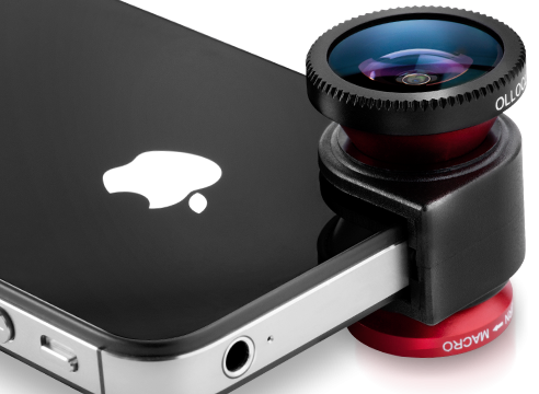 CES 2013: Olloclip Launches iPhone5 Lens, Fifth Gen iPod Touch Adapter, Compatible Case