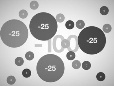 Minimalistic Puzzler Hundreds Is Surprisingly Addictive