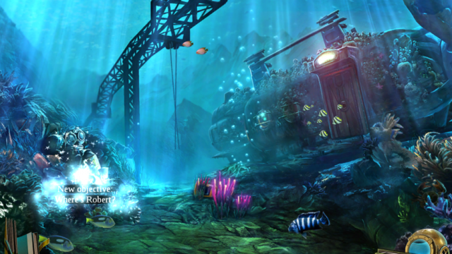 Go On An Underwater Adventure In Abyss: The Wraiths Of Eden HD