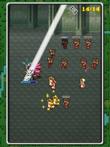 Final Fantasy All The Bravest May Have A Cheap Price Tag, But It's Designed To Empty Your Wallet