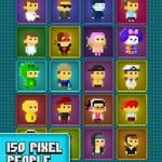 There Are No Bitizens In This Building Game, Just Lots Of Pixel People