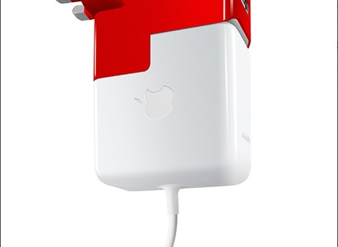 PlugBug World Turns Your MacBook Power Adapter Into A Dual Charger
