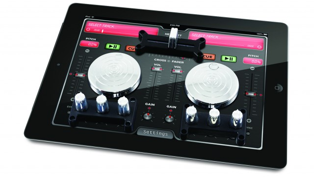 CES 2013: Transform Your iPad Into A DJ Rig With ION Audio's Scratch 2 Go
