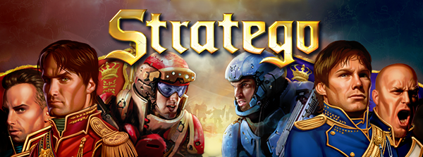 Keesing Games Has Heard Our Cries, Stratego Is About To Get Awesome