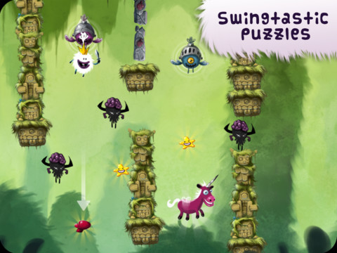 Physics-Based Puzzle Action Is In Full Swing In Swing King
