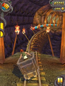 Temple Run 2 Is Unsurprisingly Popular, Hits 20 Million Downloads In Four Days