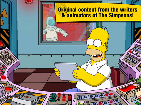 Love Is In The Springfield Air As The Simpsons: Tapped Out Gets Valentine's Day Update