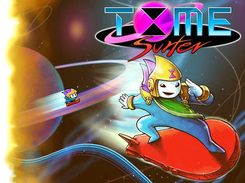 Turn Back Time And Surf Through Space In Time Surfer