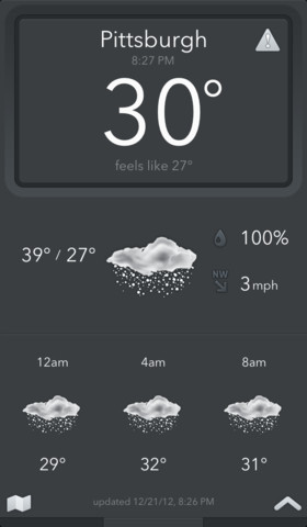 Today, Today Weather Gets Radar Enhancements, URL Scheme Support And More
