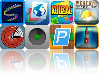 Today's Apps Gone Free: Scribblify, National Capitals Genius, KooZac And More