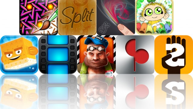 Today's Apps Gone Free: iOrnament, Split, Flowpaper And More
