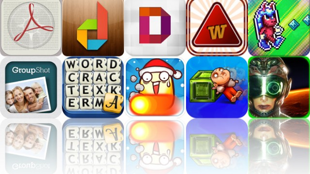 Today's Apps Gone Free: InstaWeb, My Dashboard, Dots And More