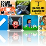 Today's Apps Gone Free: Our To Do List, Interactive Minds: Solar System, Starbase Gunship And More