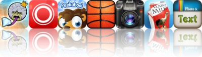 Today's Apps Gone Free: King Oddball, Bokeh Lens, Peekaboo! Guess Who? And More