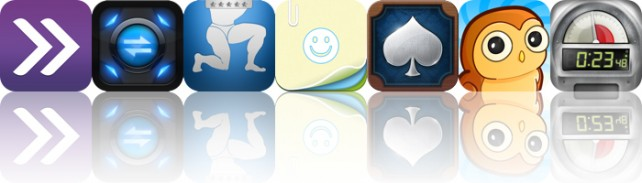 Today's Apps Gone Free: Pronto, Unit Converter, Leg Workouts And More