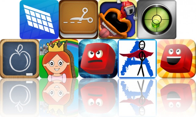 Today's Apps Gone Free: The Grid, ScrapPad, Swarm And More