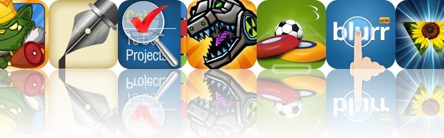 Today's Apps Gone Free: Dungelot, Journals, InFocus Pro And More