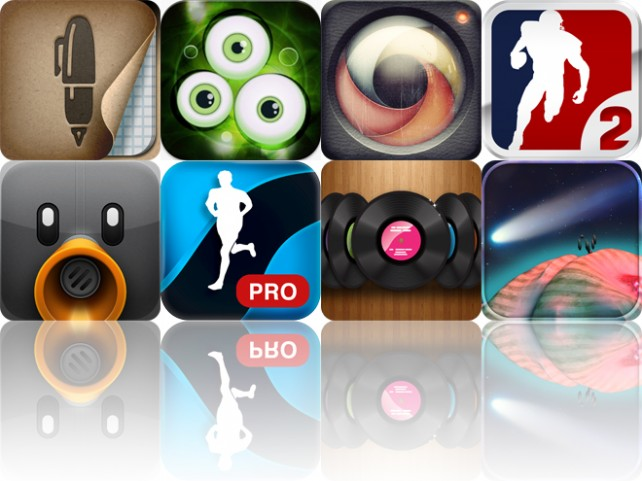 Today's Apps Gone Free: Penultimate, 3volution, XnRetro And More