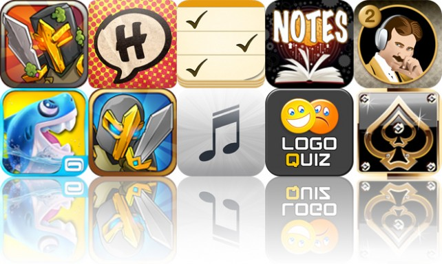 Today's Apps Gone Free: Monster Wars, Halftone, Orderly And More
