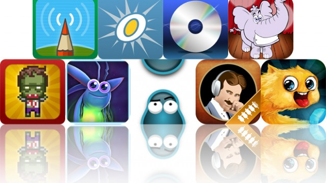 Today's Apps Gone Free: Doodlecast Pro, OSnap!, LeechTunes And More
