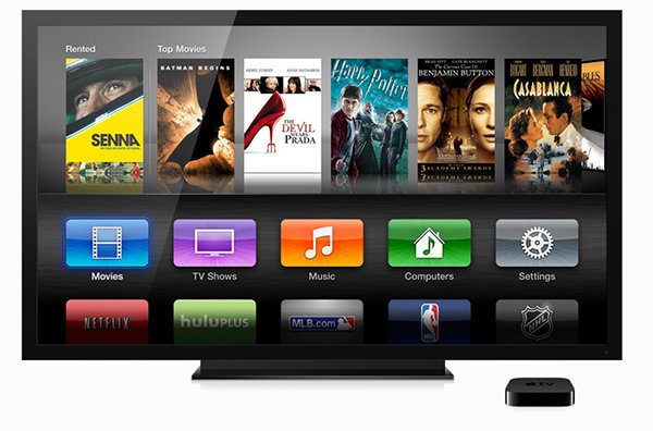 Apple TV Update Highlighted By Bluetooth Keyboard Support