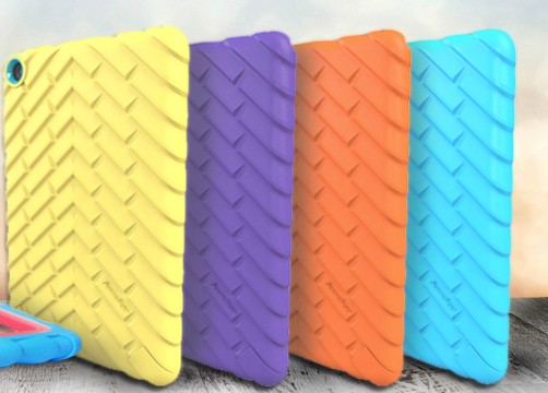 CES 2013: Gumdrop Cases Has Some Colorful Choices To Protect Your iOS Device
