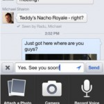 Facebook Update Brings Voice Messages And Video Recording